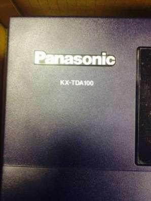 Цифровая офисная АТС KX-TDA100RU