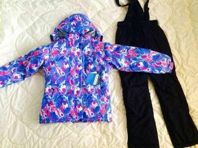 Теплые женские лыжные костюмы Colambia Omnitech зима