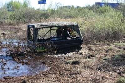 Вездеход Пелец Транспортёр 1000 в Череповце Фото 2