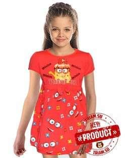 Трикотажные платья оптом от компании Трям в г. Самара Фото 1