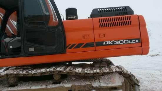 Экскаватор Doosan DX300LCA