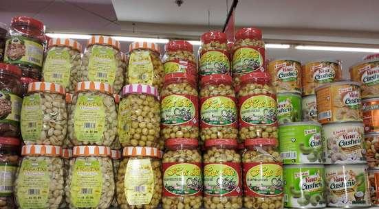 Орехи и семена из Вьетнама (кешью, арахис, кунжут, и др) в Москве Фото 4
