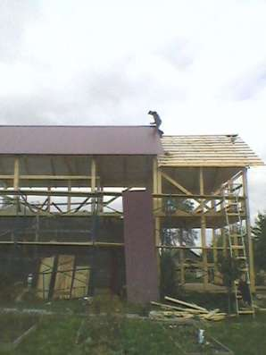 Произведем монтаж кровли или отремонтируем крышу Вашего дома в г. Вологда Фото 4
