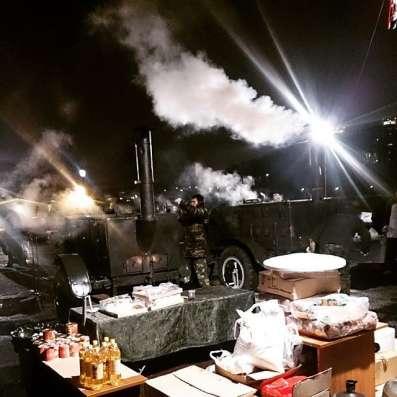 Аренда полевой кухни, обслуживание мероприятий в Москве Фото 3