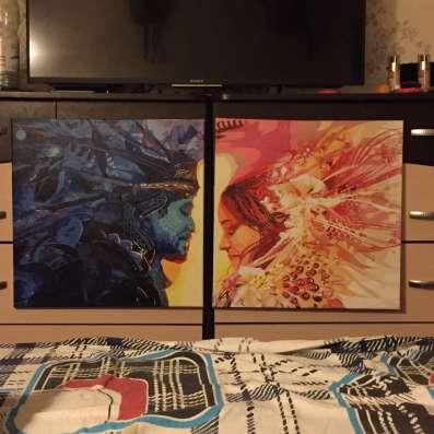 2 картины