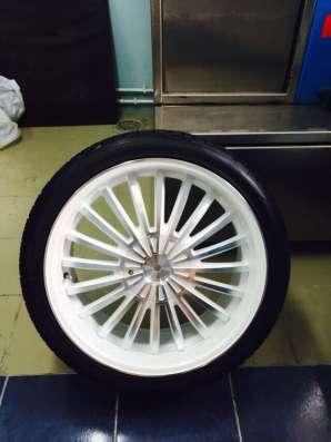Колеса новые на Audi r 20