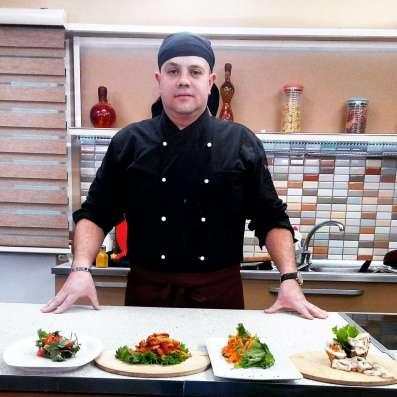 Ищу работу Шеф поваром в России