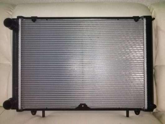 Радиатор охлаждения ГАЗ-3302 Бизнес с дв.4216 ЕВРО-3 2-х ряд
