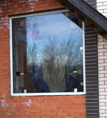 Пуле стойкие окна, стёкла