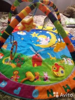 Коляска Roan Rocco 2 в 1+ подарок коврик развивающий в Нижнем Новгороде Фото 1