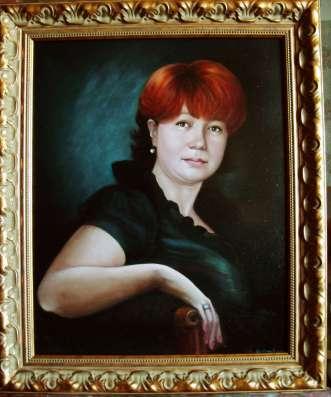 Портрет по фото на заказ в Москве Фото 5