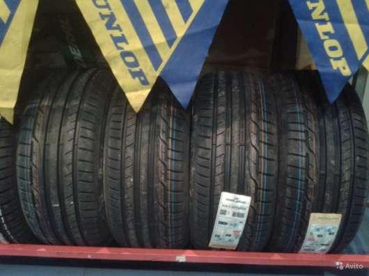 Новые Dunlop 225 40ZR18 Sport Maxx RT MFS XL в Москве Фото 1