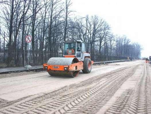 Асфальтирование дорог и укладка асфальта в Новосибирске Фото 5