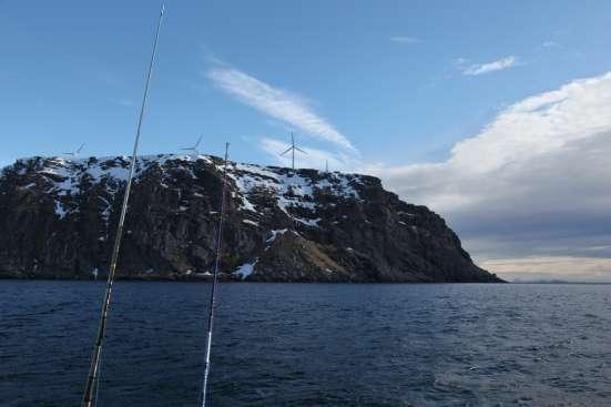 Оснастка для рыбалки в Норвегии