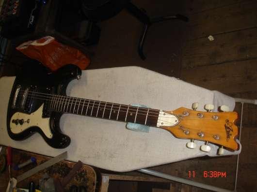 Комплексный ремонт любых гитар