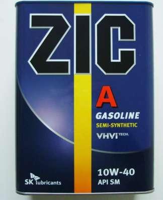 Масло ZIC X7 LS 5W30 SN/CF 4 литра синтетика в Раменское Фото 4