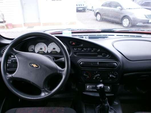 Продажа авто, Chevrolet, Niva, Механика с пробегом 120000 км, в Волжский Фото 2
