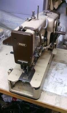 Швейная машина петельная pfaff 3116 в Санкт-Петербурге Фото 3