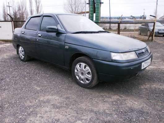 Продажа авто, ВАЗ (Lada), 2110, Механика с пробегом 120000 км, в Волжский Фото 5