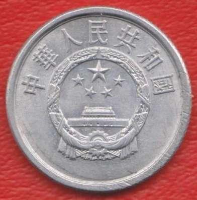 Китай Народная Республика 2 фэнь 1989 г