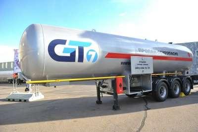 прицеп для грузовика GT7 31
