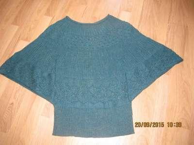 Удлиненный свитер-туника, размер 46