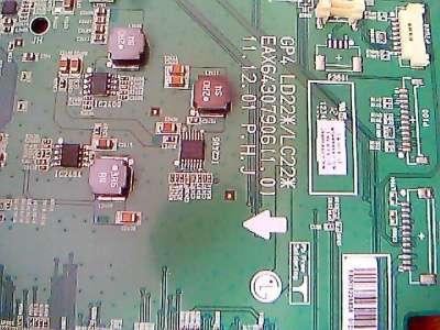 Main Board EAX64307906(1,0) в Уфе Фото 1