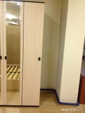Шкаф пенал Оскар из модульной серии(высота 230 см
