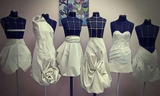 Курс-обучения «Конструирование и пошив свадебного платья»