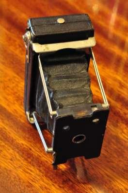 Старая Фотокамера Ansco!