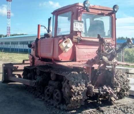 продам бульдозер ДТ-75 в Тюмени Фото 2