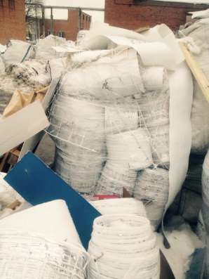 Завод обработки отходов выкупает полимеры