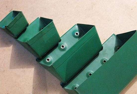 Норийные и транспортерные ленты, нории ковшевые в г. Запорожье Фото 4