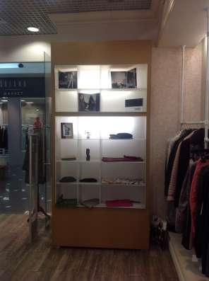 Торговое оборудование для салона женской одежды