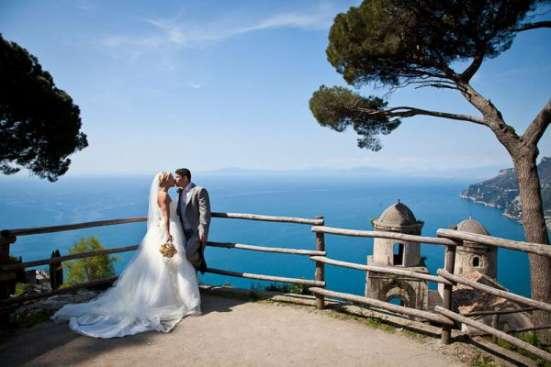 Организация свадьбы в Италии в Москве Фото 1