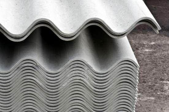 Волновой шифер в Ногинске Фото 1