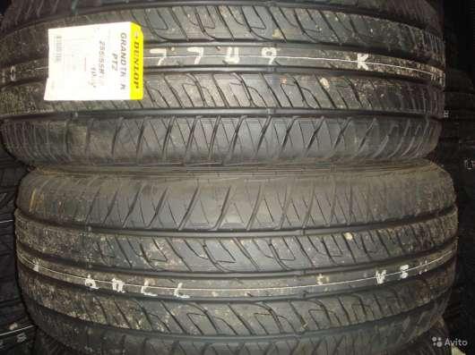 Новые Dunlop 235/55 R18 данлоп грандтрэк пт2