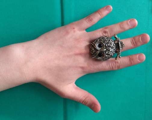 Перстень Сова