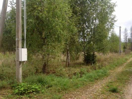 """Продается земельный участок в ДНП """"Березовая долина"""" (вблизи д. Бабынино) 119 км от МКАД, Минское шоссе."""