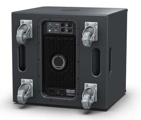 "Turbosound Milan M15B - компактный 15"" банд пасс сабвуфер в г. Вязьма Фото 2"
