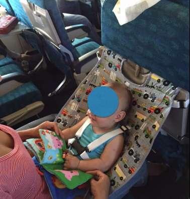Гамак в самолет