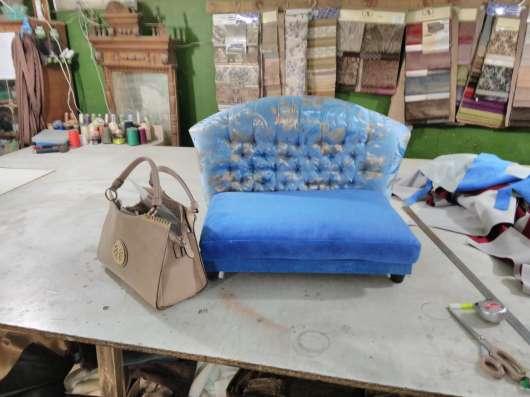 Реставрация, ремонт и изготовление мягкой мебели в Брянске Фото 5
