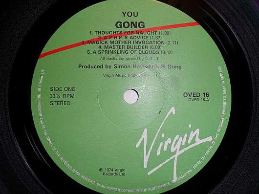 Gong - You (UK)
