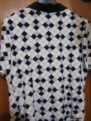 Блуза из вискозы (размер-56, рост-164-170) в Москве Фото 2