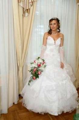 Счастливое свадебное платье) в Санкт-Петербурге Фото 2