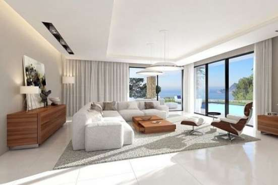 Недвижимость в Испании, Новая вилла в Альтеа Фото 5