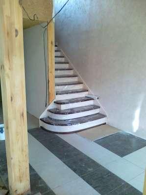 Деревянные лестницы в Иркутске Фото 5