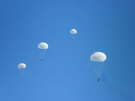 Прыжки с парашютом в г. Бузулук Фото 3
