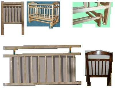 Кровать Ника №3 ;НОВАЯ; МАЯТНИК ПОДВЕСЫ НА ВТУЛКАХ