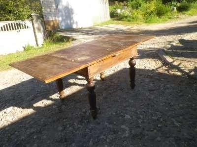 Старинный стол. в Москве Фото 3